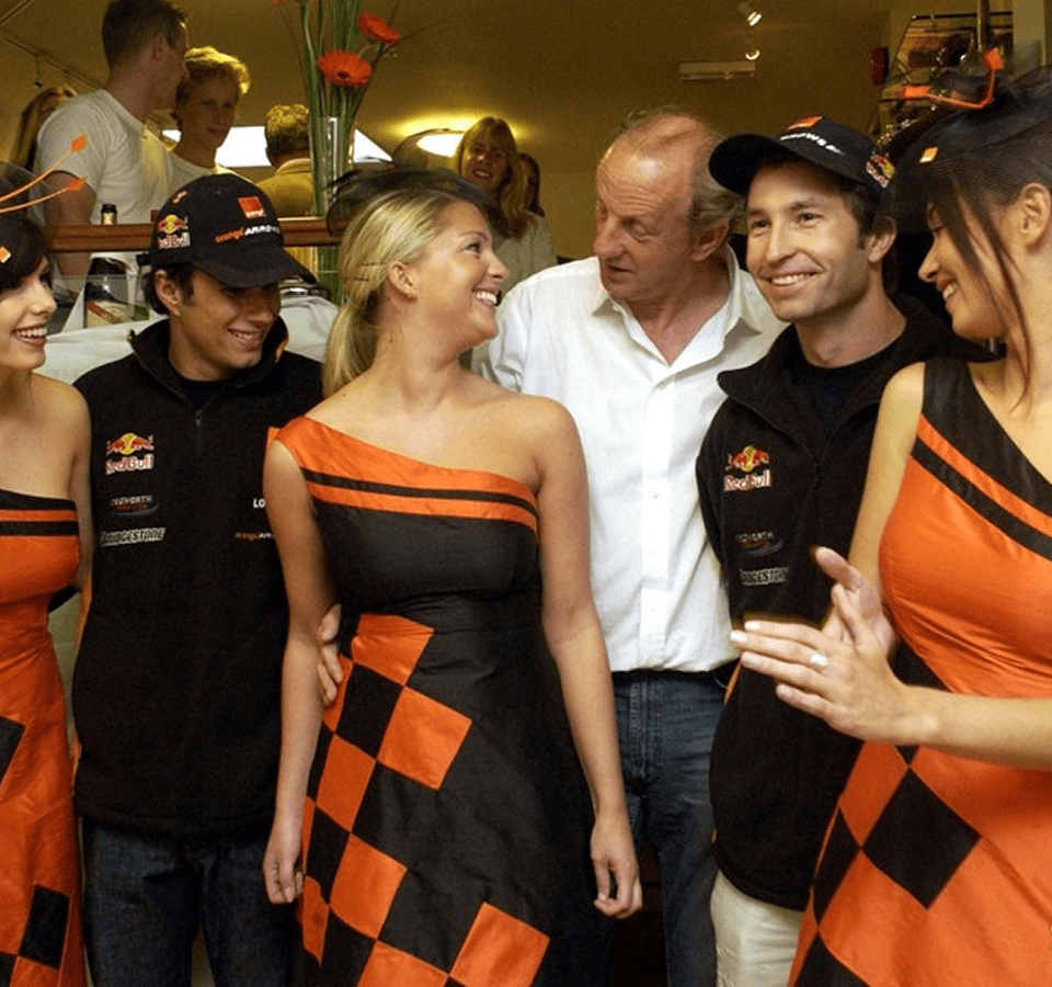 Orange Arrows F1 Team